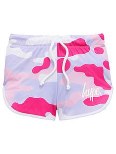 hype-girls-camo-runner-shorts