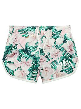 hype-girls-palm-print-runner-short