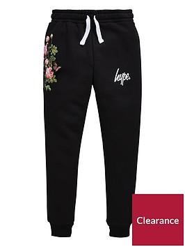 hype-girls-rose-jog-pant-black
