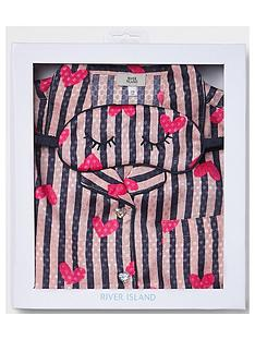 river-island-girls-stripe-satin-pyjama-set