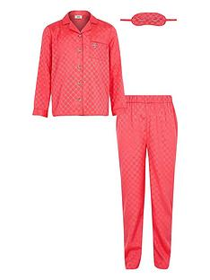 river-island-girls-pink-satin-pyjama-set