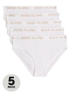 river-island-girls-white-ri-briefs-multipack