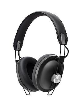 panasonic-htx80bnbspwireless-bluetooth-headphones--nbspblack