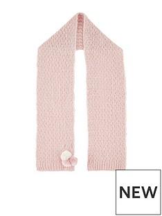 monsoon-girls-polly-pom-pom-scarf