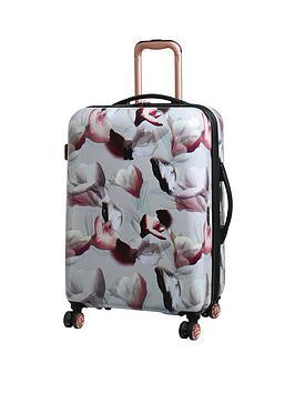 It Luggage Imprint 8-Wheel Hard Shell Expander Medium Case