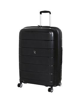 It Luggage Asteroid 8-Wheel Hard Shell Single Expander Large Case With Tsa Lock