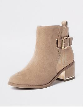 river-island-girls-buckle-heeled-boots