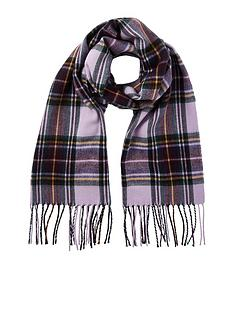 river-island-girls-purple-tartan-check-scarf