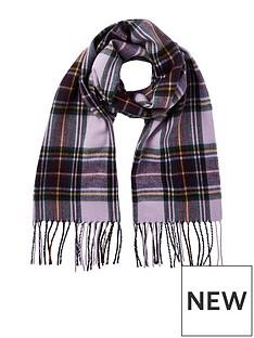 river-island-girls-purple-tartan-check-scarf
