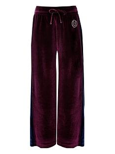 river-island-girls-velour-side-stripe-trousers