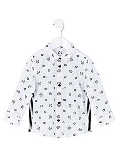 river-island-mini-boys-white-ri-crown-print-shirt
