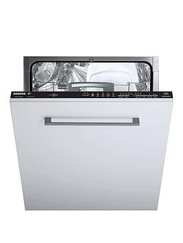 Hoover Dynamic Mega Hdi1Lo63B 16-Place One Touch Integrated Dishwasher  - Dishwasher Only