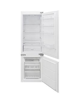 Candy Bcbs174Ttk 55Cm Wide Integrated Fridge Freezer - Fridge Freezer Only Best Price, Cheapest Prices