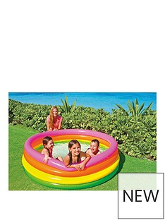 intex-sunset-glow-pool