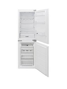 Hoover Bhbs172Ukt 55Cm Wide Integrated Fridge Freezer - Fridge Freezer Only With Istallation