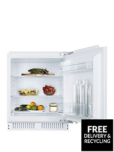 candy-cru160nek-55cmnbspwide-built-in-under-counter-fridge-with-optional-installation-white