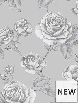 boutique-countess-silver-wallpaper