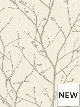 boutique-water-silk-sprig-ivory-wallpaper