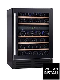 hoover-hwcb60uk-60cmnbspwide-integrated-wine-fridge-cooler-with-optional-installation-black