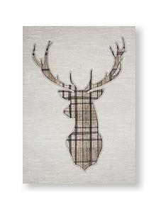 graham-brown-tartan-stag-canvas