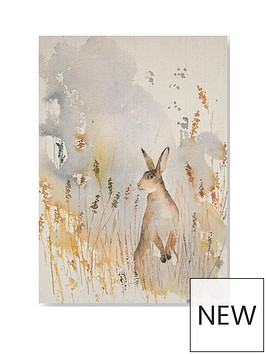 graham-brown-meadow-hare-canvas