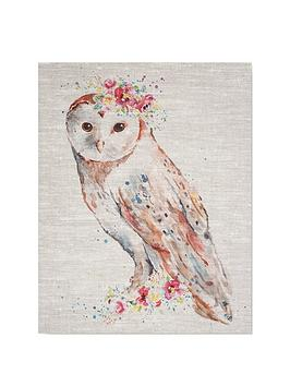 graham-brown-floral-owl-canvas