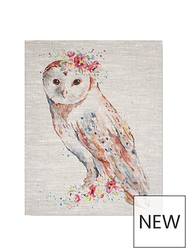 graham-brown-floral-owl-canvas
