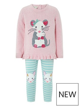 monsoon-baby-martha-mouse-knitted-set