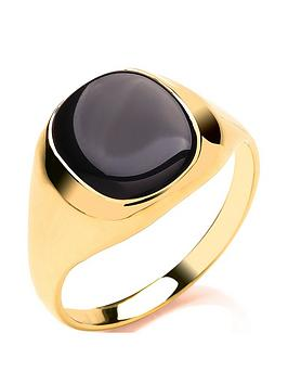 love-gold-9ct-gold-square-onyx-signet-ring