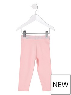 river-island-mini-girls-pink-ri-branded-leggings