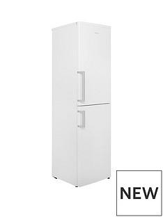 Candy CFF5195WHE 55cm Frost Free Fridge Freezer - White