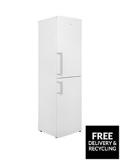 Candy CFF5195WHE 55cmWide Frost-Free Fridge Freezer - White
