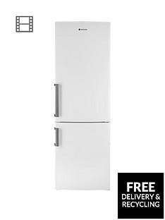 Hoover HSC185WEHK 60cmWide Fridge Freezer - White