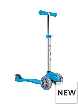 globber-primo-sky-blue-scooter