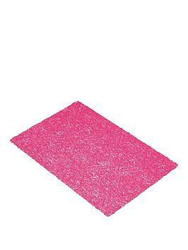 kitchen-craft-kitchencraft-woven-pink-texture-placemat-30-x-45cm-set-of-6