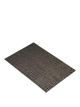 kitchencraft-woven-placemat-snakeskin-30x45cm-set-of-6