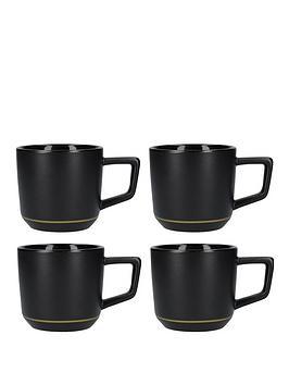 la-cafetiere-edited-cappuccino-mug-set-of-4