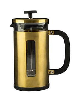 creative-tops-la-cafetiere-edited-pisa-8-cup-cafetiere-ndash-brushed-gold