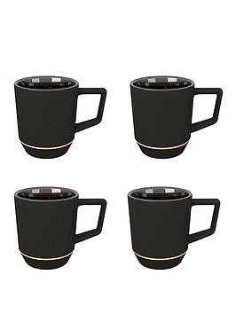 creative-tops-la-cafetiere-edited-latte-mug-set-of-4
