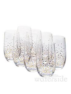 waterside-gold-star-hi-ball-glasses-ndash-set-of-8