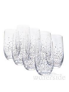 waterside-silver-star-hi-ball-glasses-ndash-set-of-8