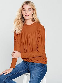 v-by-very-high-neck-long-sleeve-top-rustnbsp
