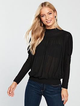 v-by-very-high-neck-long-sleeve-top-black