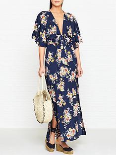 seafolly-mid-summer-print-floral-maxi-dress-indigo