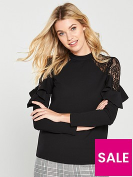 v-by-very-lace-shoulder-long-sleeve-top