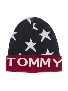 tommy-hilfiger-star-beanie