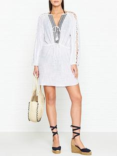 seafolly-sleeve-detail-cover-up-white