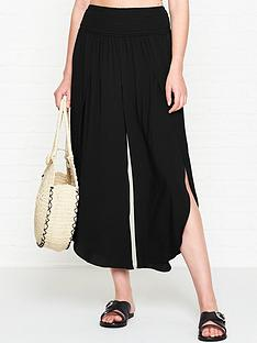 seafolly-shirred-waist-wrap-trousers-black