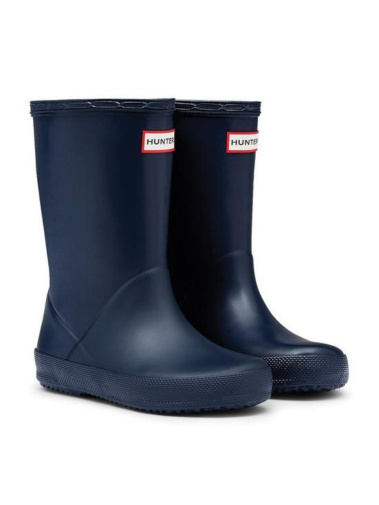 86415725106 Original Infant First Classic Wellington Boots - Navy