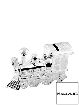 personalised-bambino-silver-plated-money-box-large-train